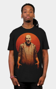 Blood red sun T-Shirt
