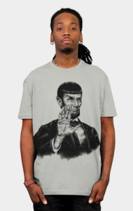 Live Long & Emancipate T-Shirt