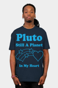 Pluto: Still A Planet in My Heart