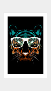 WILD & GENIUS Art Prints