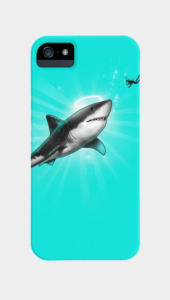 Holy Shark! Phone Cases