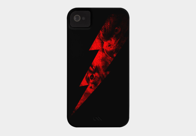 Lightning Chase Phone Case - Design By Humans