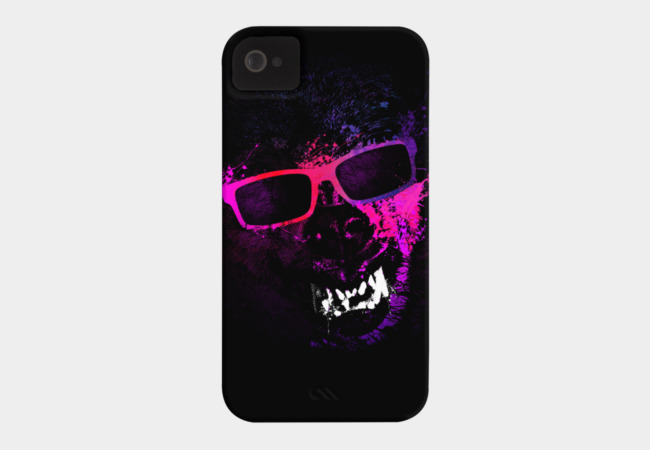 Pop Hunting Phone Case - Design By Humans