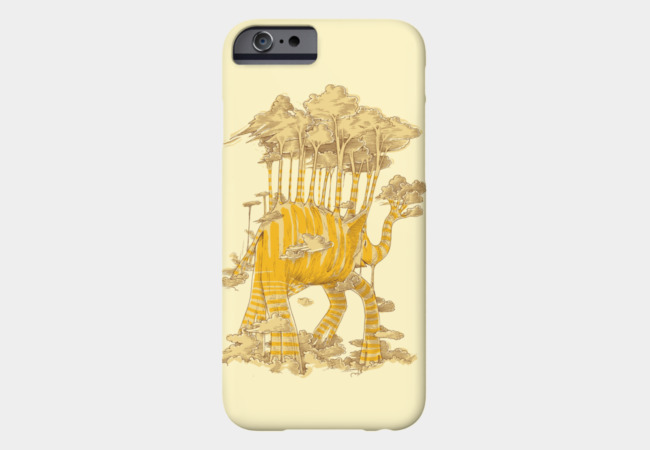 Elephantasy Phone Case - Design By Humans