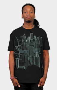 Ice Cream City T-Shirt