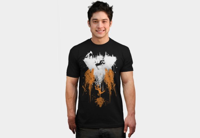 Falling In Reverse T-Shirt - Design By Humans
