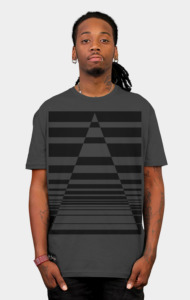 Linear Perception T-Shirt