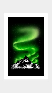 Aurora Art Prints