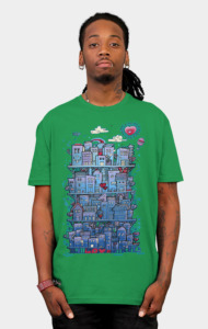 Happy City T-Shirt