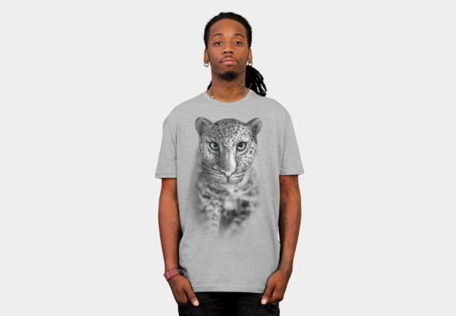 Wild Beauty T-Shirt - Design By Humans