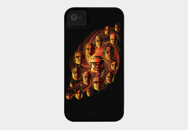 The Olmecs Phone Case - Design By Humans