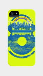 Audio City Phone Cases