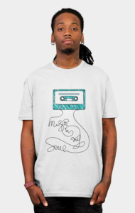 Music in my soul T-Shirt