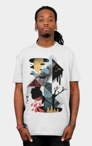 Shapes and Nightmares T-Shirt