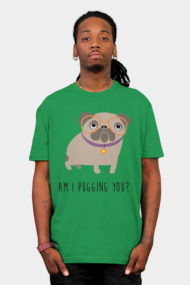 Am I pugging you?