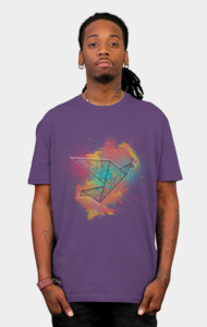 Colorful freedom T-Shirt