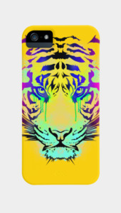 Tiger Look Phone Cases