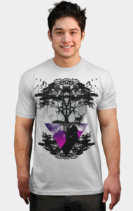 Cosmic Nature T-Shirt