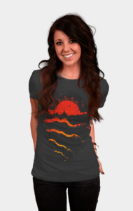 Feel The Heat T-Shirt