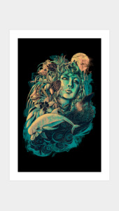 Gaia Art Prints