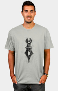 Pen_Tool (BW) T-Shirt