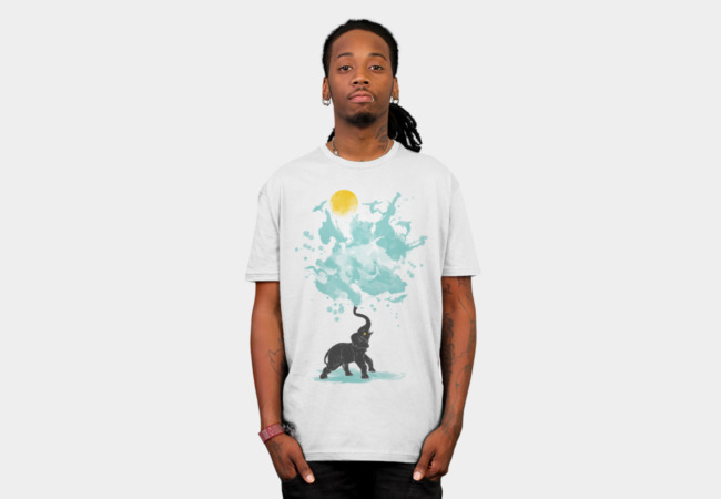 Summer Splash T-Shirt - Design By Humans