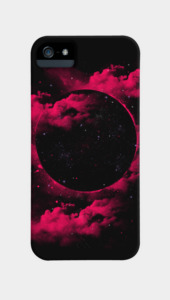 The Black Hole Phone Cases