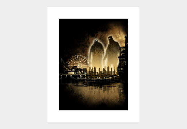 Nightwalkers Art Print - Design By Humans
