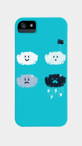 the weather forecast! Phone Cases