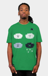 the weather forecast! T-Shirt