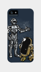 Daft Droids Phone Cases