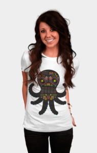 DJ Octopus T-Shirt