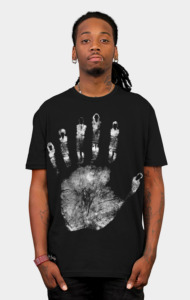 Six Fingers of Fringe T-Shirt
