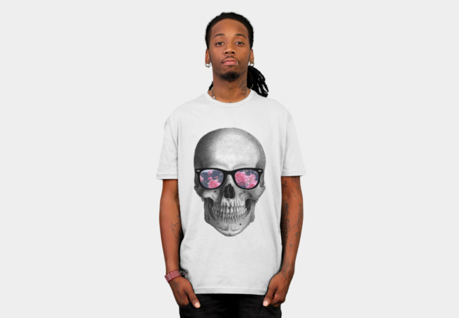 I SEE ROSES AFTER DEATH T-Shirt - Design By Humans