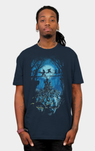 between death and island T-Shirt