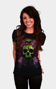 Harbinger of death T-Shirt