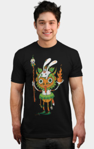 The Hoodoo Man T-Shirt