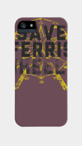Save Ferris Wheels Phone Cases