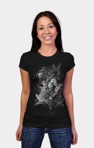 Barbarian - First Attack! T-Shirt