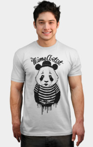 The Mime Artist T-Shirt