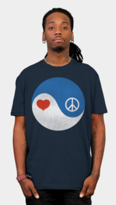 LOVE=PEACE Men's