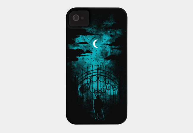 Gates Of Heaven Phone Case - Design By Humans