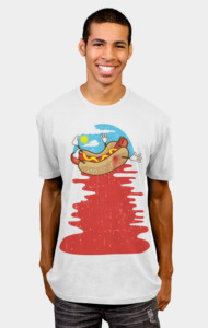 Hot Dog Murder T-Shirt