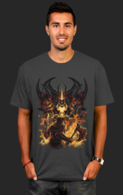 THROUGH THE FIRE T-Shirt