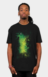 Light Pollution T-Shirt