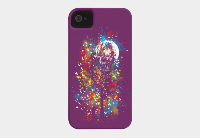 Hazy Storm Phone Case - Design By Humans