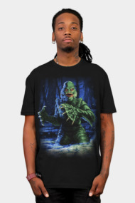 Legend of the Black Lagoon