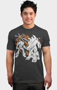 Activate the Robots T-Shirt