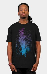 Technicolour Forest T-Shirt