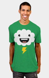 One Happy Cloud T-Shirt